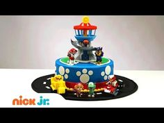 Awesome Picture of Paw Patrol Birthday Cake . Paw Patrol Birthday Cake How To Create Decorate Your Own Paw Patrol Cake Nickelodeon Paw Patrol Birthday Cake, 4th Birthday Cakes, Birthday Ideas, Pictures Of Paw Patrol, Paw Patrol Cake Decorations, Paw Patrol Tower, Paw Patrol Lookout, Cookies Cupcakes And Cardio, Happy Birthday Cake Pictures