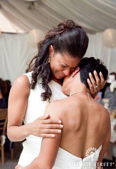 Congrats to Monique and Kim! Atlanta wedding.