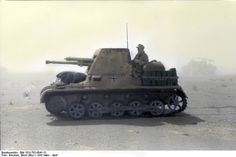 Nordafrika Panzerjager. My colored picture.