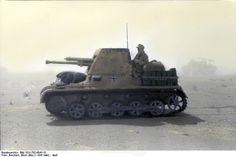 Panzerjager 1 Nordafrika.