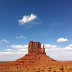 Monument Valley. Pic taken by @Gary Arndt