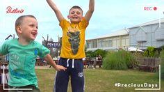 The Grinstead family! #PreciousDays winners part 4!