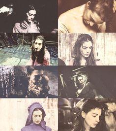 Fantine - Les Miserables-I love the top right corner pic. Heart-breaking.