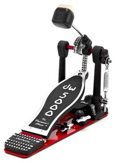 Single Bass Drum Pedal Turbo concentric chain motion for increased speed and sensitivity, The pedal distinguishes itself via the Tri-Pivot Toe Clamp for ideal fixing to all hoop sizes and diameters, Dual Bearing spring. Drum Pedal, Bass Drum, Percussion, Music Stuff, Drums, Birthday Ideas, Base, Musica, Drum
