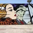Vitry vit le Street art : Distorsion Urbana