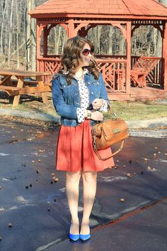 Super cute work look from Mix & Match Fashion.
