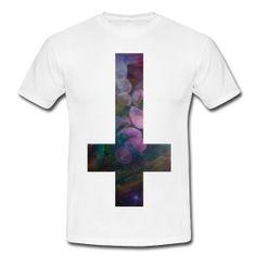 Cosmic Jellyfish Inverted Cross♥♥♥