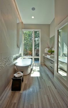 Guest Bathroom Floor Tile Design, Pictures, Remodel, Decor and Ideas - page 10