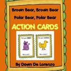 $ These cards were created to supplement the books Brown Bear, Brown Bear, What Do You See? and Polar Bear, Polar Bear, What Do You Hear?  There are ...