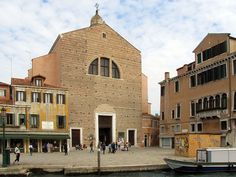 Saint Pantaleon church, Campo San Pantalon, Dorsoduro, Venice