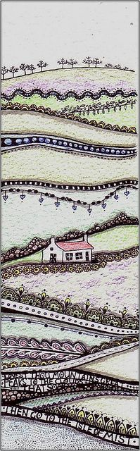 croft on the hill bookmark by isleofskyelorry, via Flickr