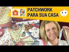 DESDE UM PANINHO ATÉ UMA COLCHA DE PATCHWORK: CLUBE CASA PATCH DA DRICA - YouTube