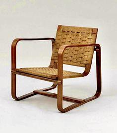'Bocconi' armchair, H. Made by Gino Maggioni, Varedo. Furniture Decor, Furniture Design, Outdoor Furniture, Utility Shelves, Media Storage, Outdoor Chairs, Outdoor Decor, Corner Shelves, Floating Shelves