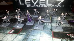 Level 7 [Omega Protocol]   Image   BoardGameGeek