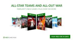 Major Nelson Reveals The Next Set Of Xbox Game Pass Titles For February