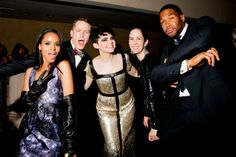 Parties — Met Gala 2013 After Party Kerry Washington, Josh Dallas, Ginnifer Goodwin, Patricia Herrera Lansing, and Michael Strahan