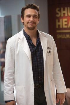 James Franco on The Mindy Project