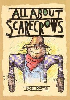 Bobi Martin - All About Scarecrows