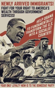 """THIS is what he wants them here for...Barack Hussein Obama's own personal army against US, """"WeThePeople""""!"""