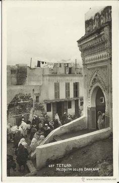 Postales: Postal Tetuán,Marruecos Español,Protectorado,sin circular,buen estado - Foto 1 - 53494008