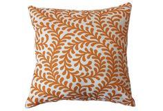 Swirl Outdoor Pillow