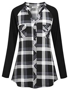 ea6540c7 77 Best WOMEN'S PLAID SHIRTS images in 2017 | Plaid, Plaid shirt ...