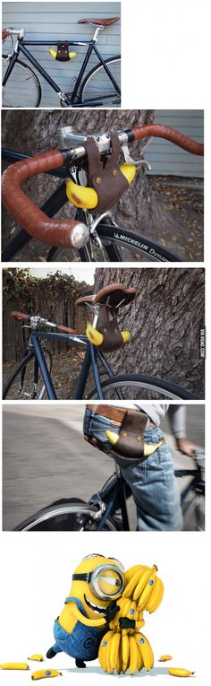 Banana Holder For Your Bicycle ($55)