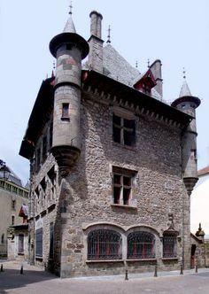 Aurillac, Cantal ~ La Maison Consulaire, by Bernard Chambres