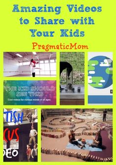 The Kid Should Really See This Part II. My favorite educational and performing arts videos to share with your kids! :: PragmaticMom