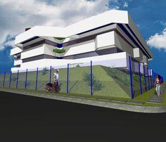 apart -Projeto Rui Córes architct- Ilhéus -Bahia - Brazil