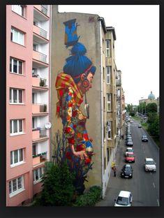 Girl/street art