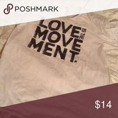 Vintage Paramore Tshirt One of the first bands to support LOVE IS THE MOVEMENT.. American Apparel Tops Tees - Short Sleeve