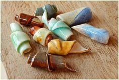 """Set de porcelana """" Tubos  """" de MAJOYOAL por DaWanda.com"""