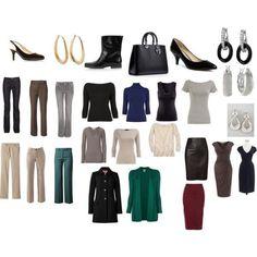 Пример гардероба для ДК
