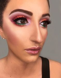 Violet Voss: Flamingo Eyeshadow Palette Review, Swatches & Photos - Christine's Makeup Edit