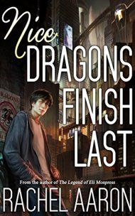 Nice Dragons Finish Last by Rachel Aaron ebook deal