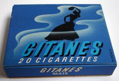 Strong cigarettes from France Retro, Cigarette Brands, My Childhood Memories, Vintage Advertisements, Vintage Photos, Nostalgia, About Me Blog, France, Cool Stuff