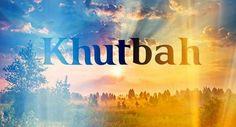 Contoh Khutbah Jum'at