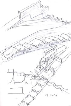 Casa Tólo / Álvaro Leite Siza Vieira. Arquitectura. Dibujos. Perspectivas. Álvaro siza