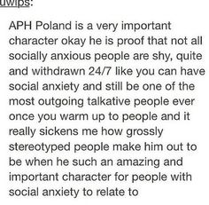 Poland is much more important than you people think he is <<< That is literally me