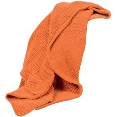 Scapa Home Seat Throw - Orange Orange Blanket, Bed Throws, Bed Pillows, Scapa Home, Hermes Home, Orange Bedding, King Bedding Sets, Pillow Fabric, Interiors