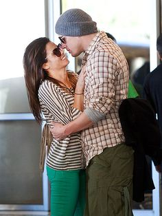 another favorite couple. Channing Tatum and Jenna Dewan