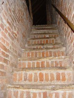 De trappen @Kasteel Hernen #Wijchen