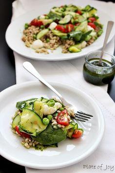 Soo tasty and healthy salad.