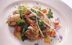 Montauk seafood salad Recipe by Ina Garten