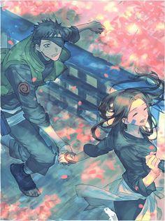 Университет Благородных Наруфанов `Наруто|Naruto #ObiRin
