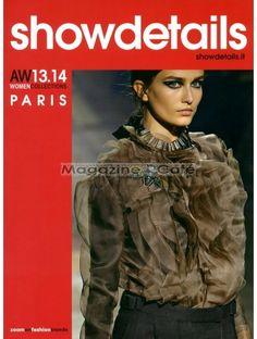Show Details Paris | Fashion | Fashion Magazines - Magazine cafe
