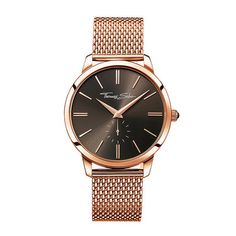 With its cool dandy look, this expressive watch in rose gold becomes the absolute key piece. http://shop.thomassabo.com/watches/glam-and-soul/uhr/pid/WA0177-265-206?etcc_cmp=SM&etcc_med=SM&etcc_par=Pinterest_post&col=Watches&art=WA0177