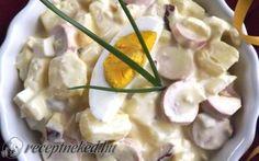 Potato Salad, Bacon, Salads, Potatoes, Ethnic Recipes, Desserts, Food, Diet, Tailgate Desserts