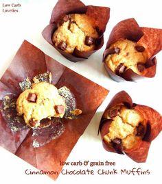 2. Cinnamon Chocolate Chunk Muffins - by Low Carb Lovelies (5).jpg